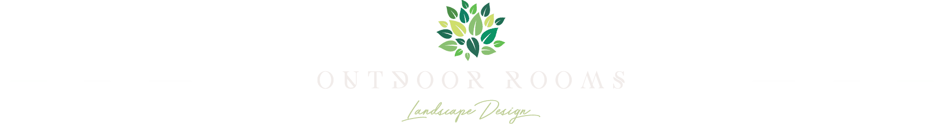 Outdoor Rooms Landscape Design