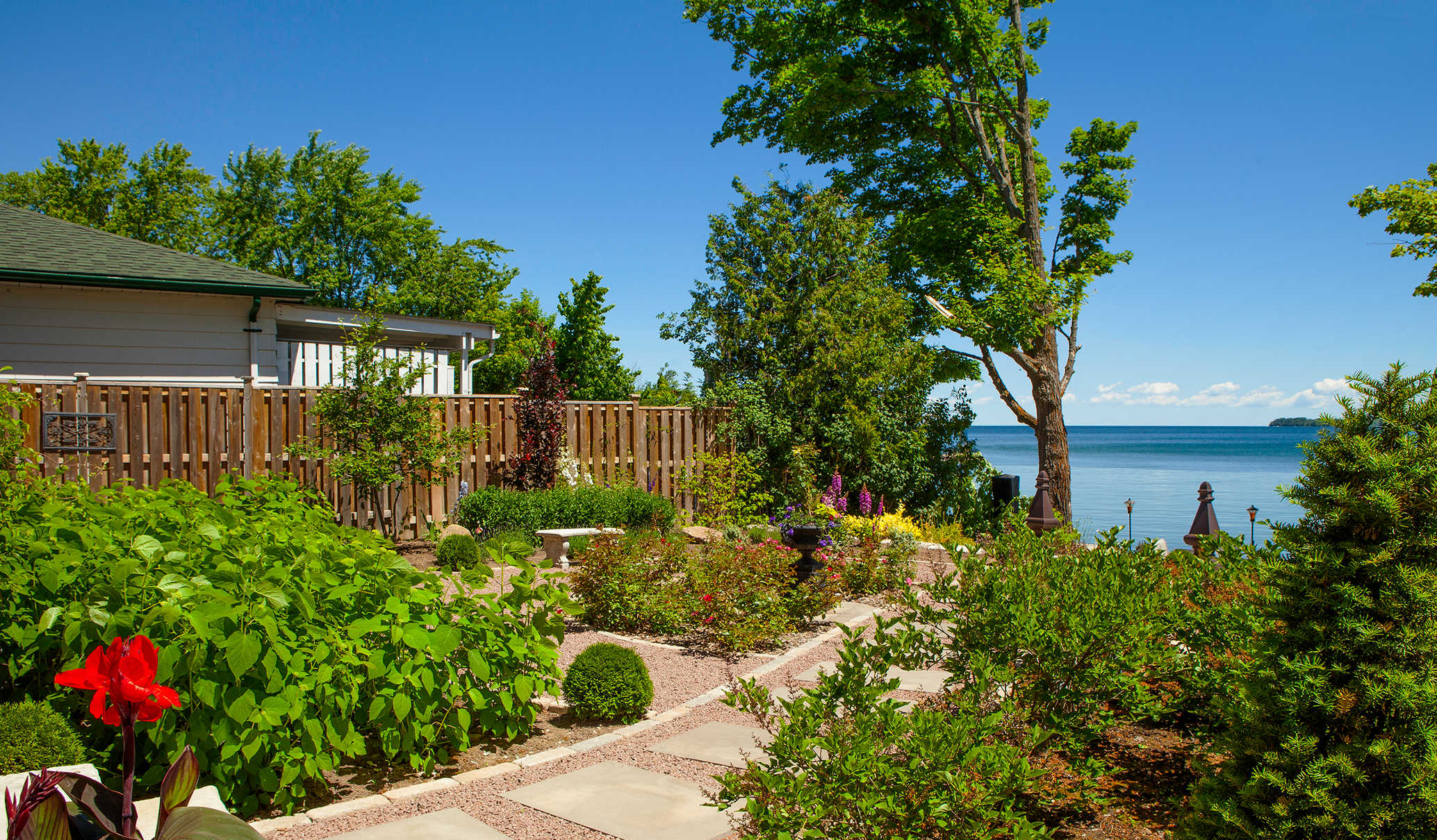 Lake Simcoe Waterfront Private Residence