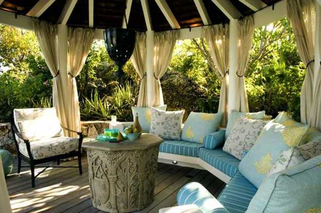 Considerations For Designing Great Outdoor Living Areas